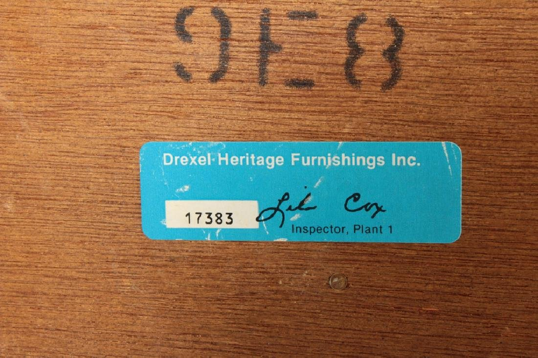 2 Drexel Heritage Asian Style 2 Drawer Chests - 6