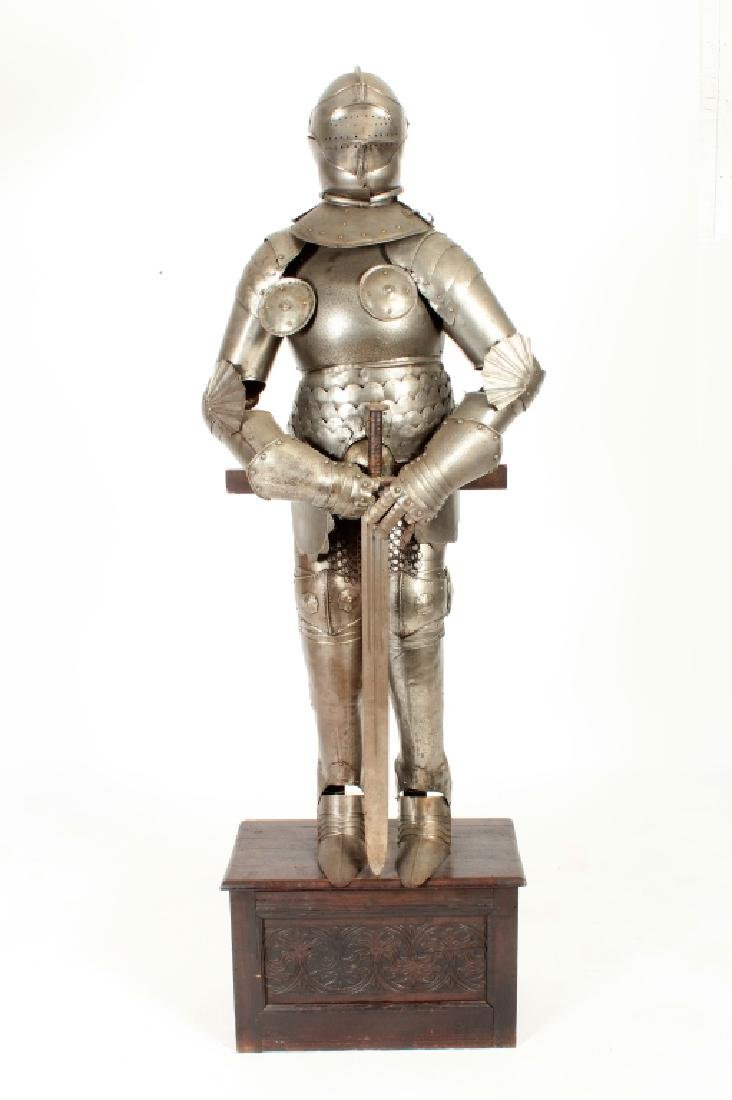 Reproduction Suit of Armor