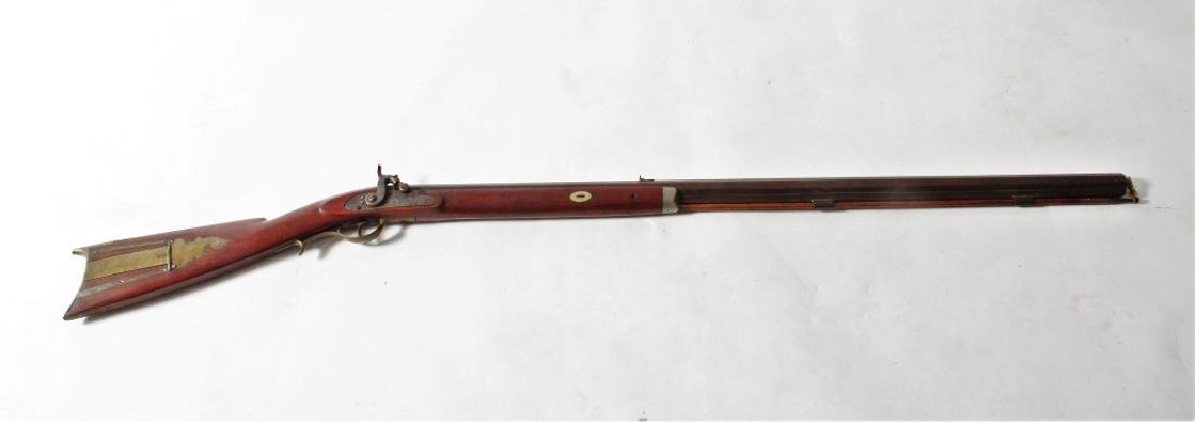 A. W. Spies Percussion Rifle, c. 1850