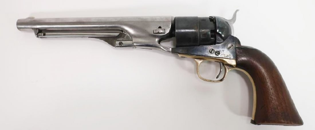 Civil War Colt .44 Army Model Percussion Revolver