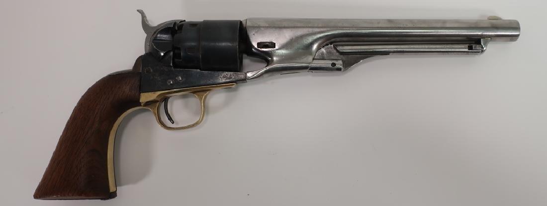 Civil War Colt .44 Army Model Percussion Revolver - 2