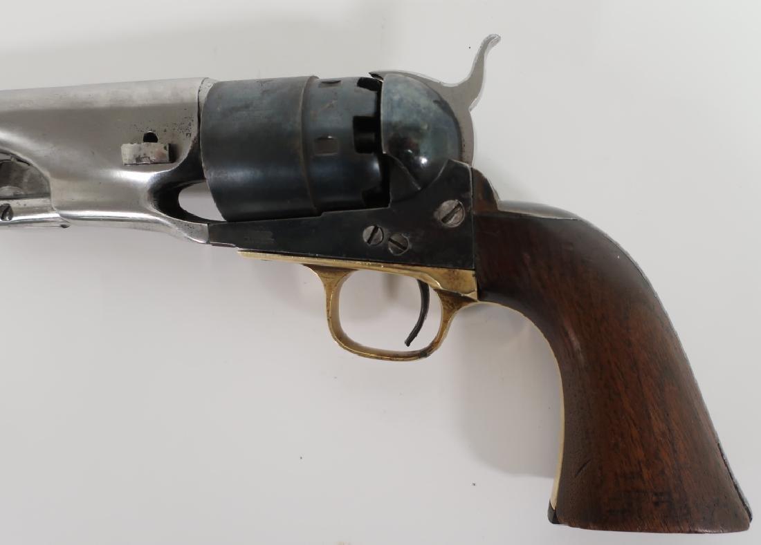 Civil War Colt .44 Army Model Percussion Revolver - 5