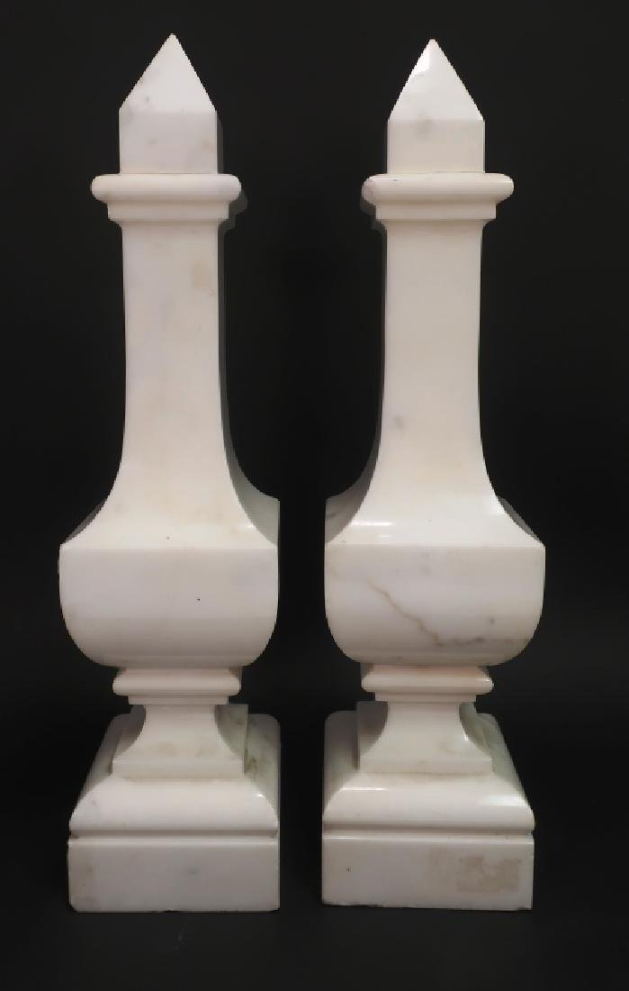 Pr. of Marble Classical Architectural Elements