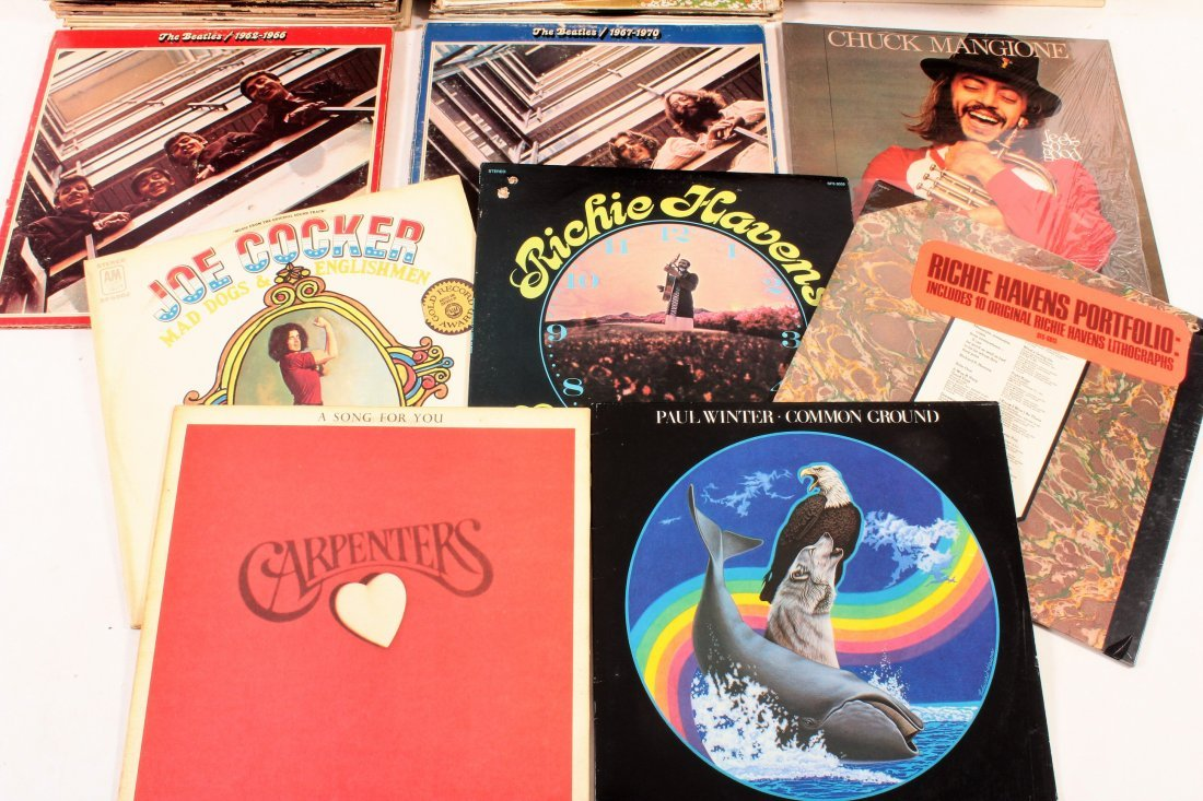 LP Lot, Rock, Jazz, Childrens, Classical Etc. - 2