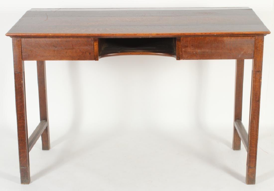 Antique Oak Standing Desk,c.1900