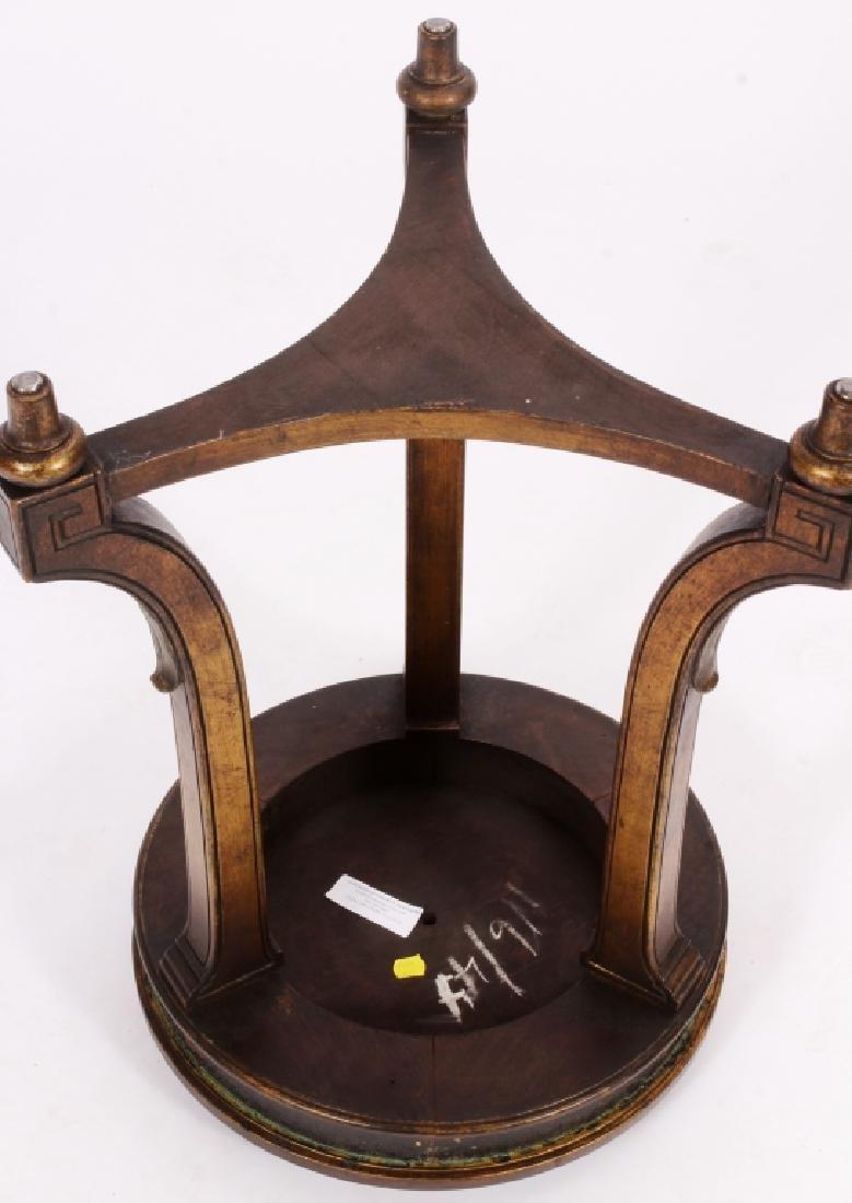 Art Nouveau Side Table Plant Stand Pedestal c 1900 - 5