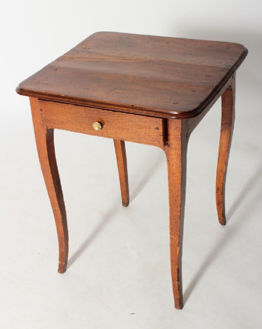 Fruitwood Side Table