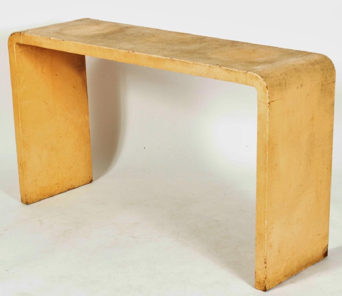 Mid-Century Modern Parson's Table