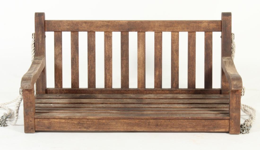 "Barlow Tyrie ""Glenham"" Swing Bench"