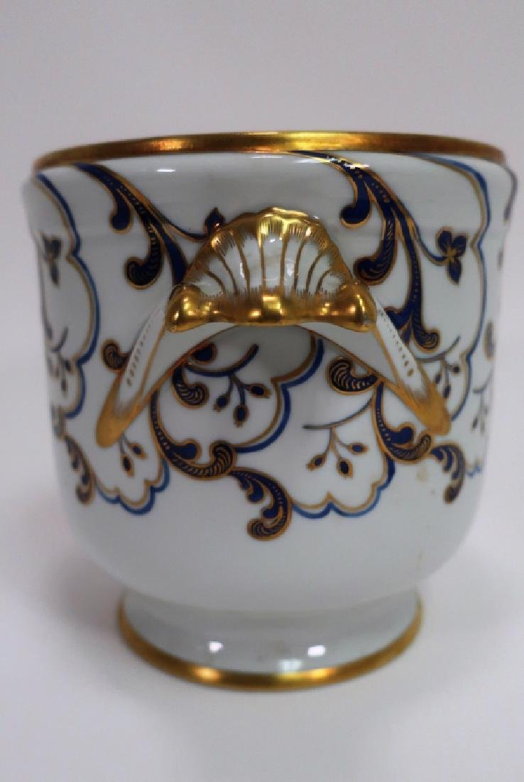 Tiffany Private Stock French Porcelain Cachepot - 2