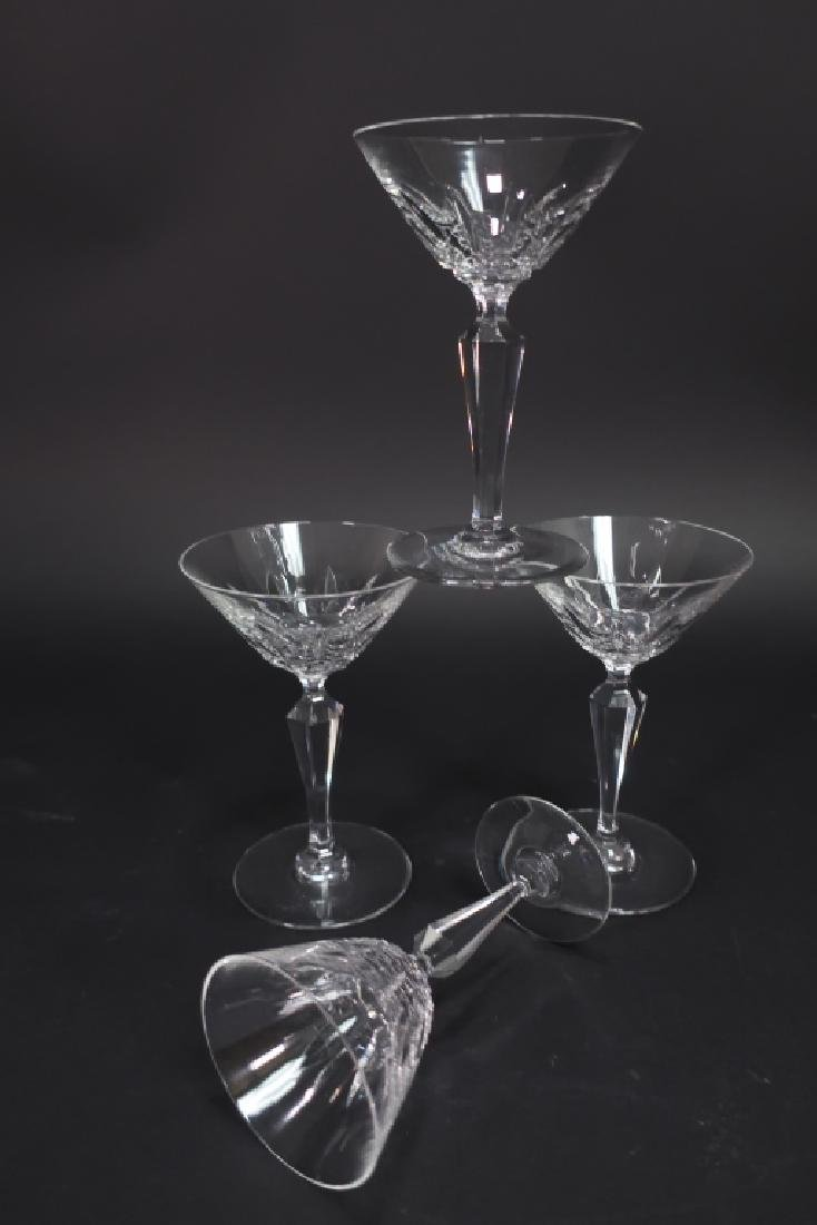 15 Crystal Baccarat  Decanters Glasses Candy Dish - 5