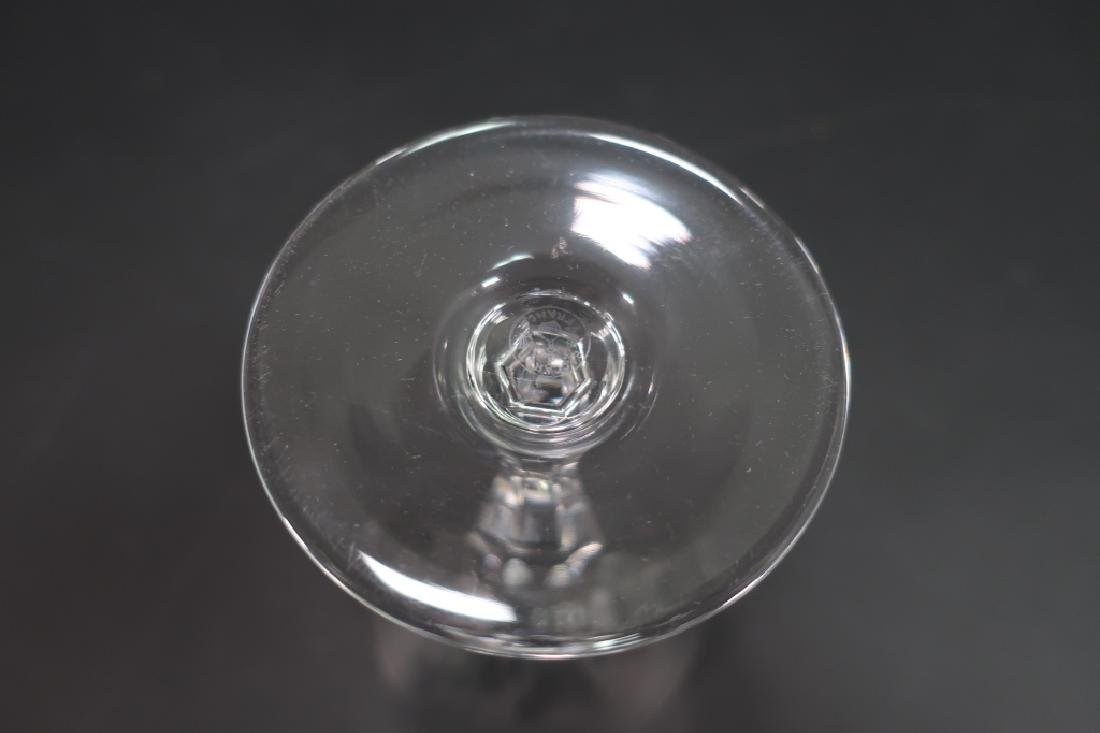 15 Crystal Baccarat  Decanters Glasses Candy Dish - 6