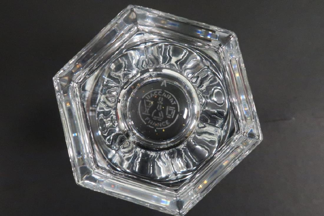 William Yeoward & Baccarat Crystal Pieces - 9