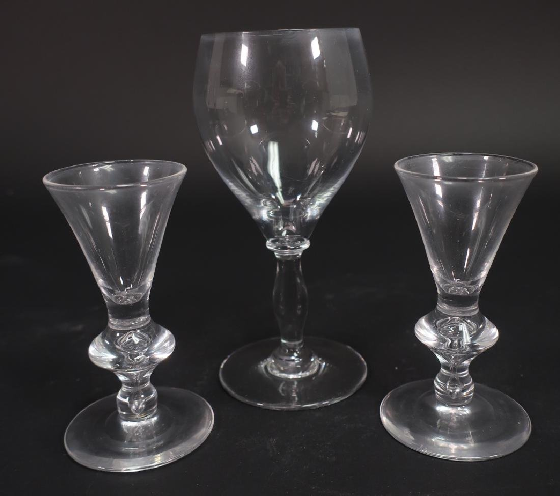14 Crystal Items: Steuben Snifters Baccarat Kosta - 8