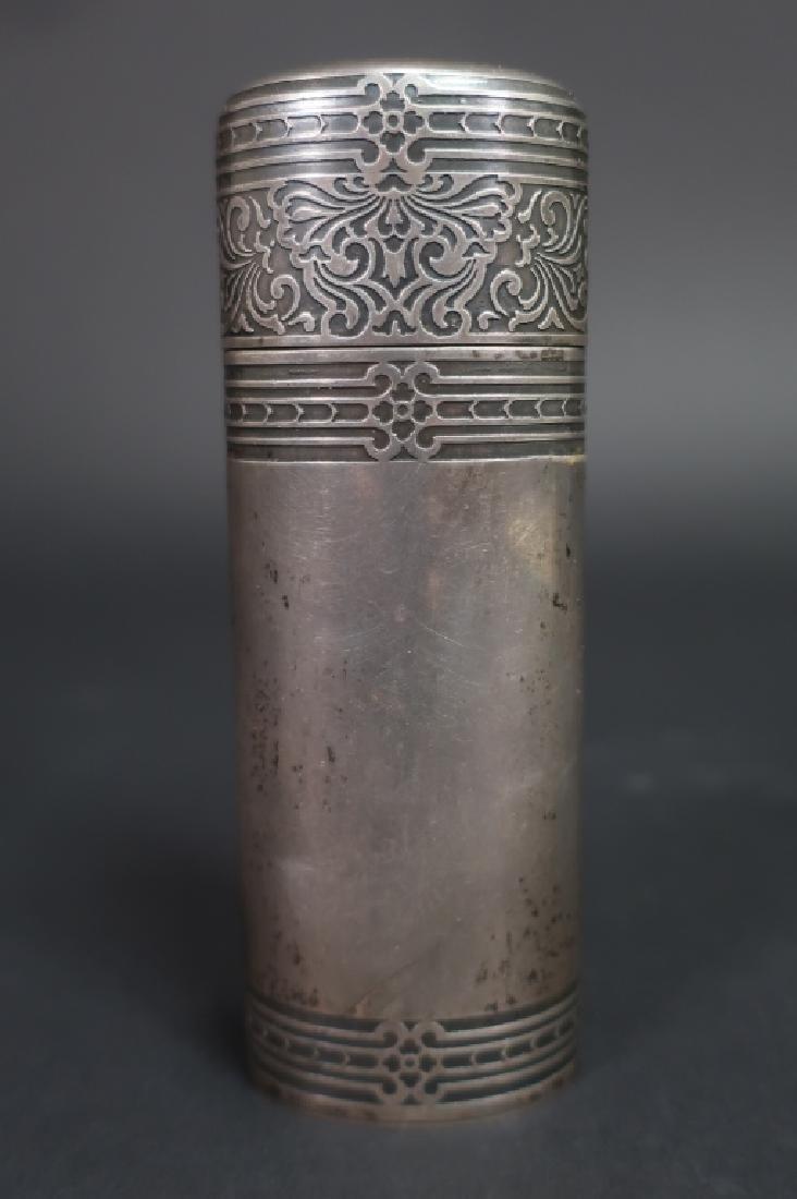 Tiffany & Co. Sterling Silver Necessaire Case