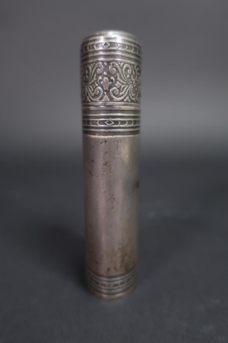 Tiffany & Co. Sterling Silver Necessaire Case - 2