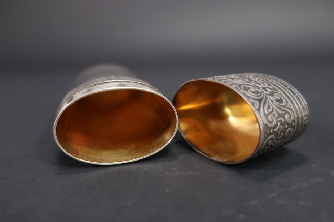 Tiffany & Co. Sterling Silver Necessaire Case - 5