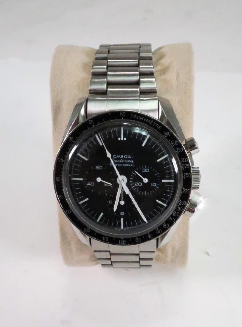 Omega Speedmaster Professional Men's Watch SS 1966