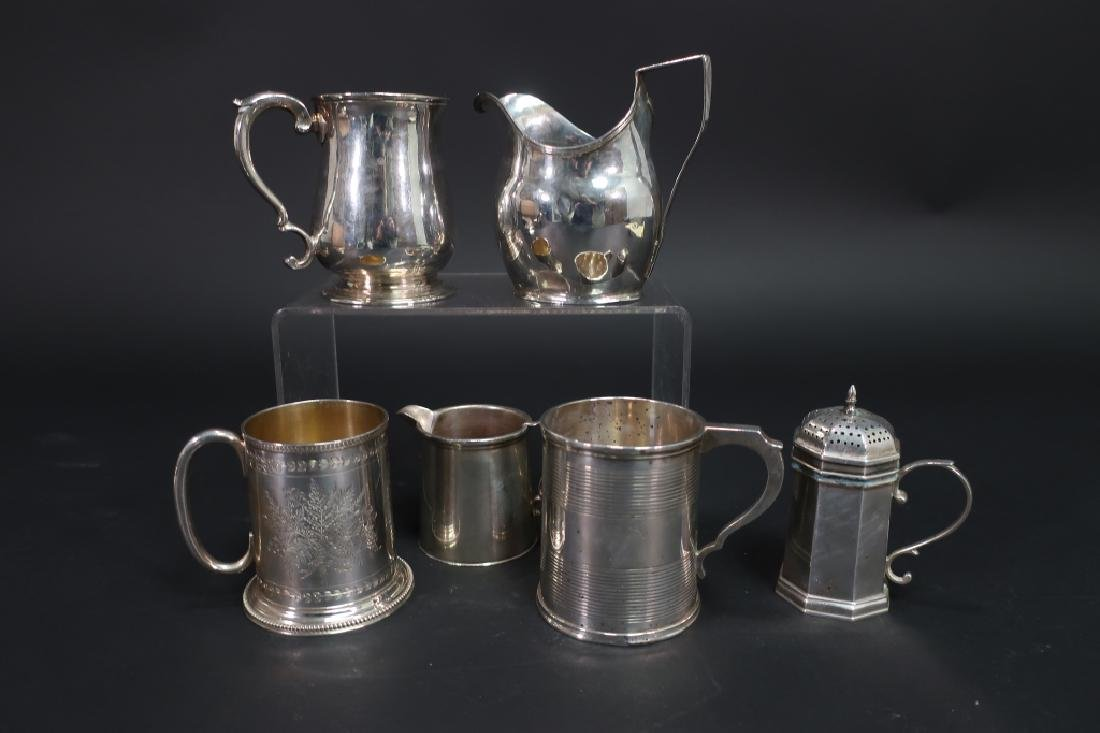 English and American Sterling Silver Items - 5
