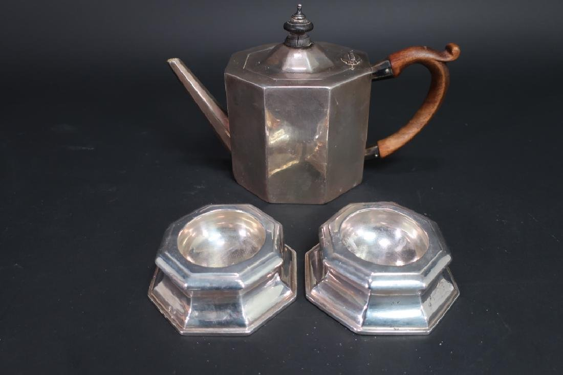 English and American Sterling Silver Items - 8