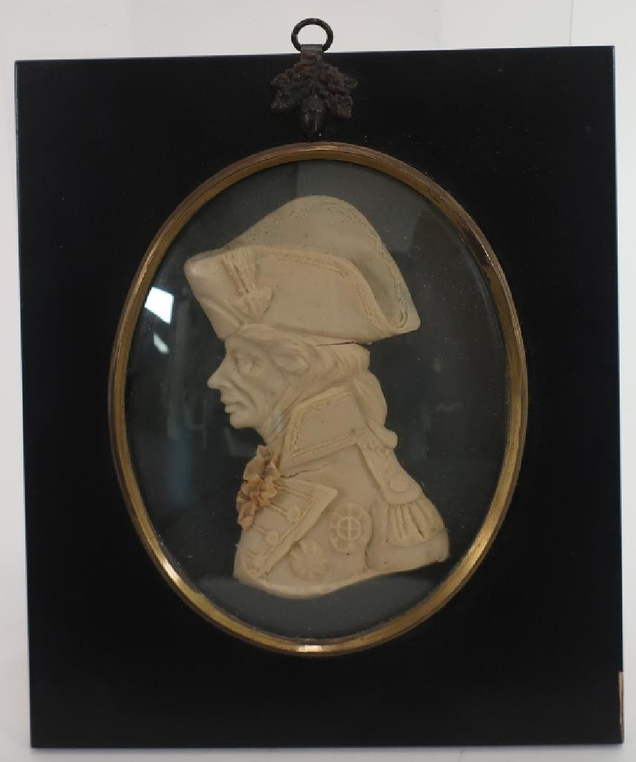 Leslie Ray, UK, Lord Nelson, Wax Relief