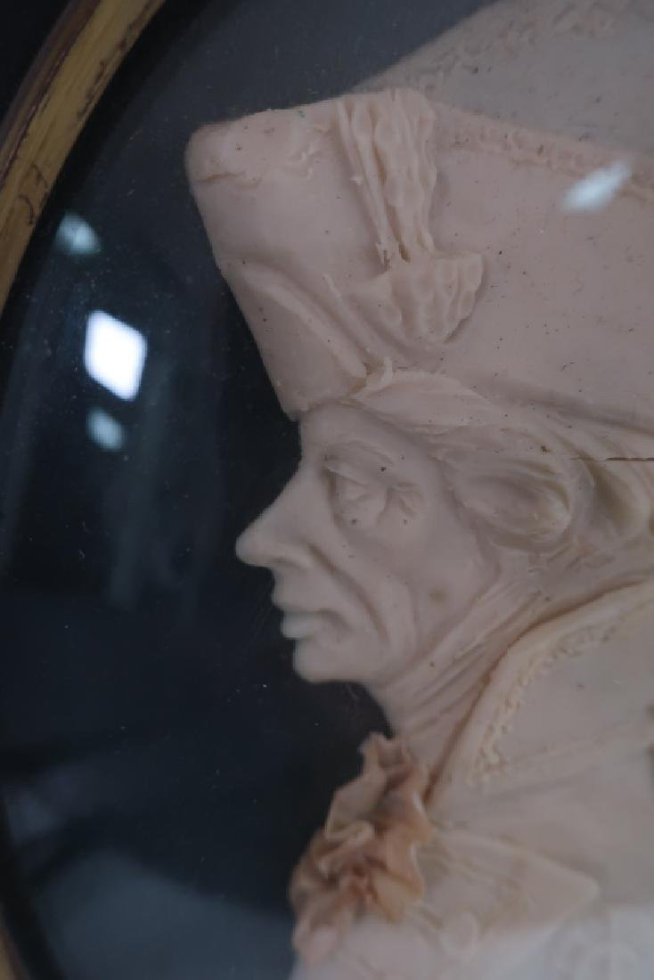 Leslie Ray, UK, Lord Nelson, Wax Relief - 2