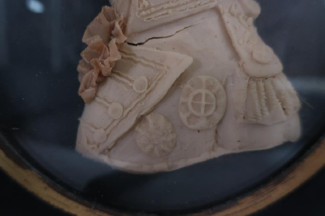 Leslie Ray, UK, Lord Nelson, Wax Relief - 3
