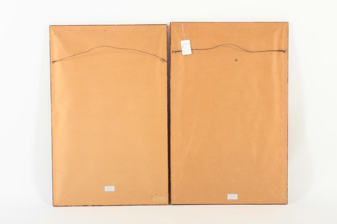 E.A.S. Douglas, 2 Equestrian Color Prints - 10