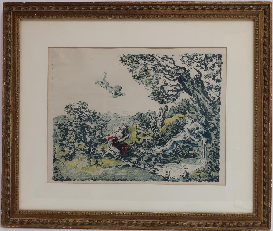 "Ken Xavier Roussel 1867-1944, ""La Source"" c. 1900"
