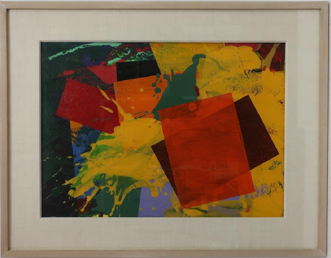 "Constance Kheel ""Paper Series # 3"" 1983"