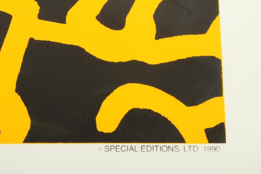 Keith Haring, Playboy, screen print poster - 7