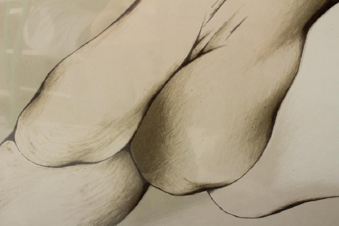 Mario Toral, Chilean, b. 1934, Three Lithographs - 9