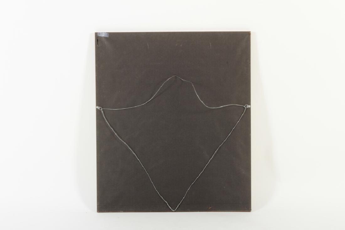 """Robert Kipness """"Green Green #502"""" Lithograph 1980s - 6"""