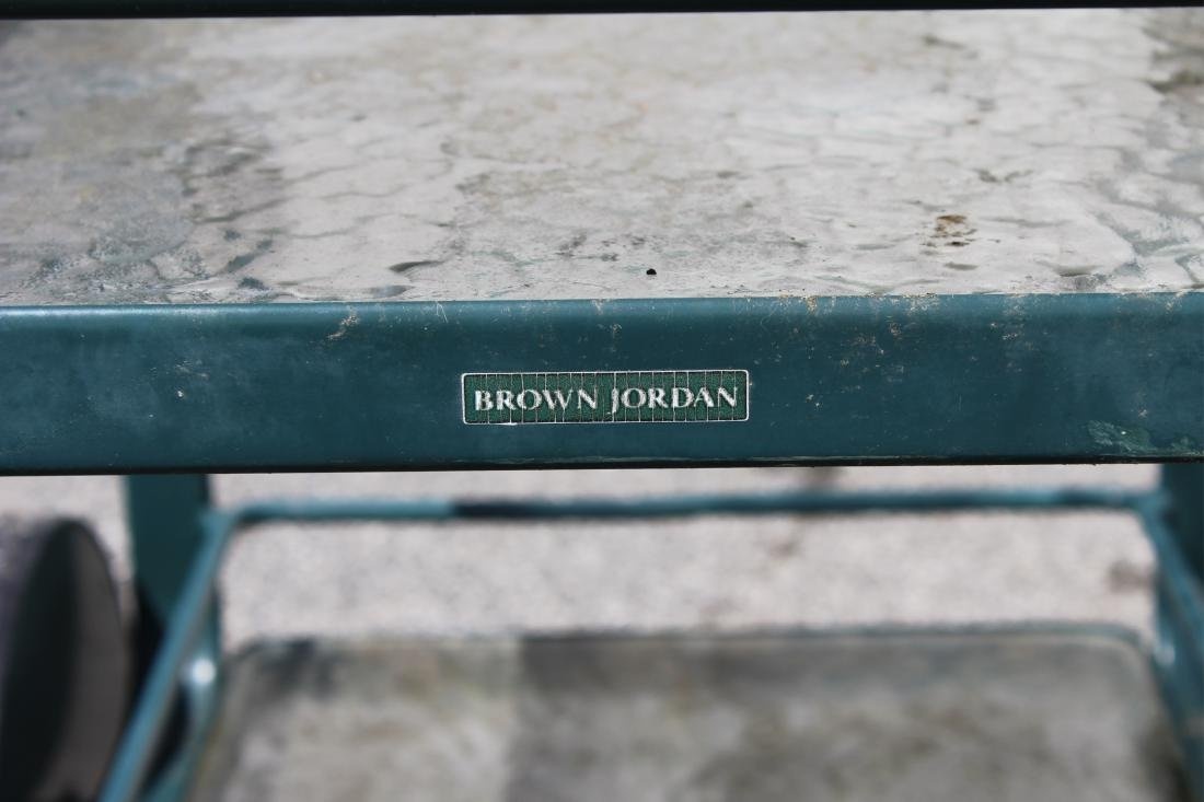 3 Brown Jordan Outdoor Furniture Pieces - 5
