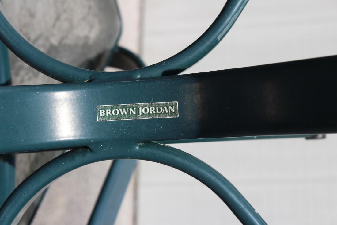 3 Brown Jordan Outdoor Furniture Pieces - 6
