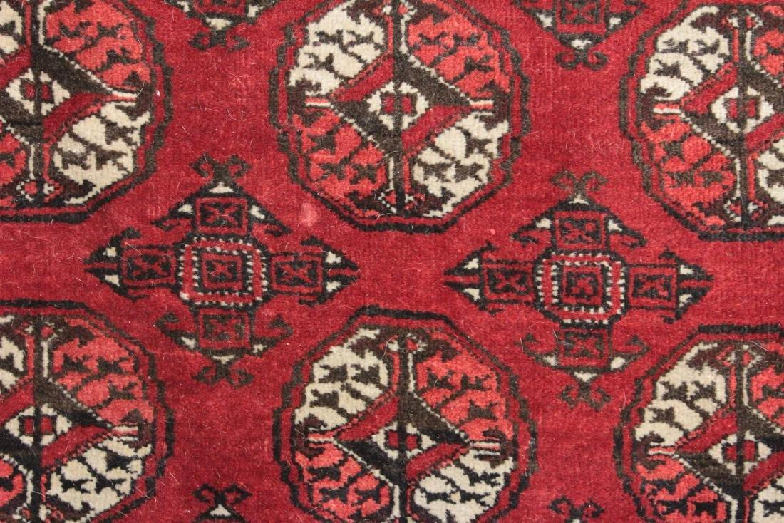 Bukhara, Bokhara Area Rug, Hand-Knotted