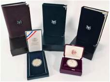 U.S. Mint Prestige Sets, Etc.