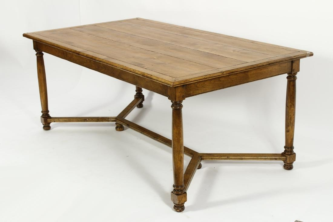 English Style Farm Table - 2