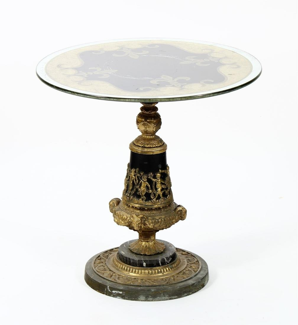 French Empire Style Occasional Table