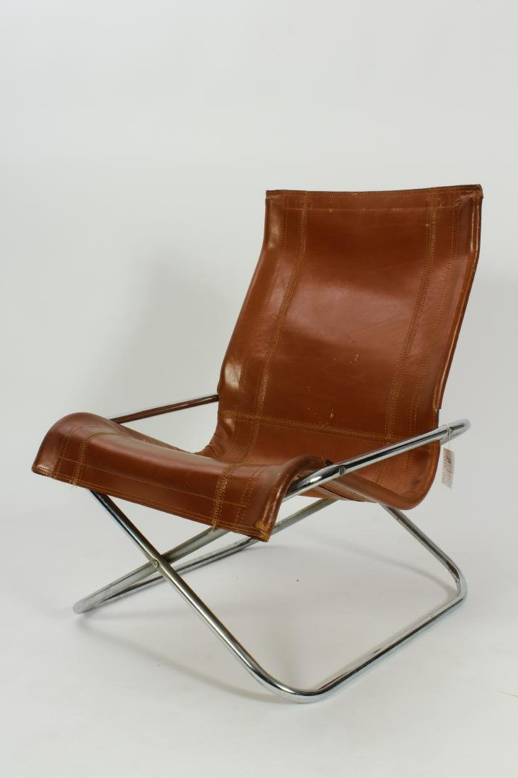 Takeshi Nii Folding Lounge Chair, c. 1970's - 2