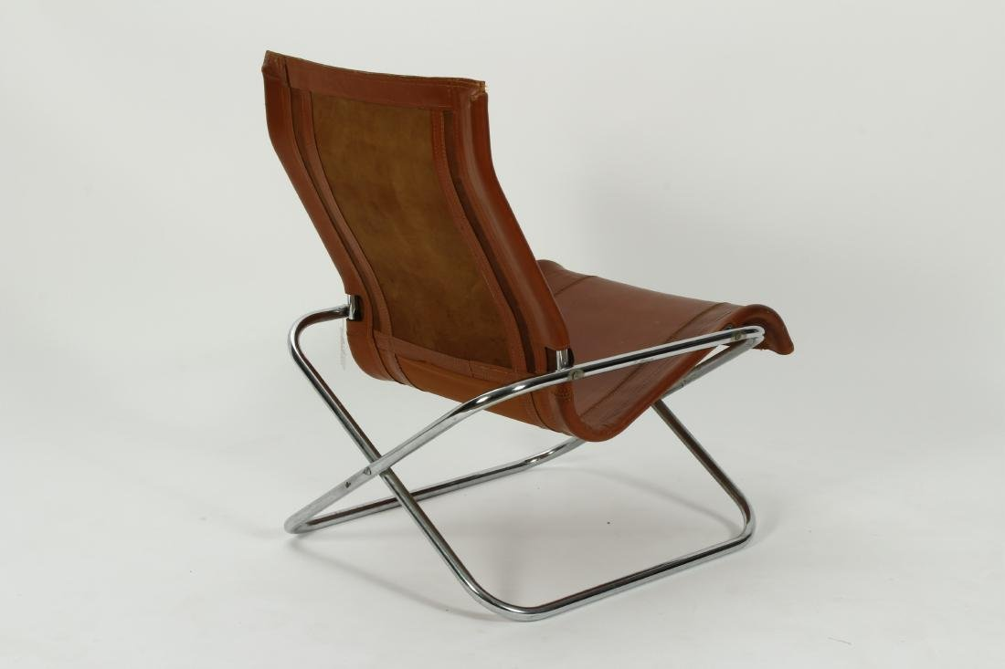 Takeshi Nii Folding Lounge Chair, c. 1970's - 4