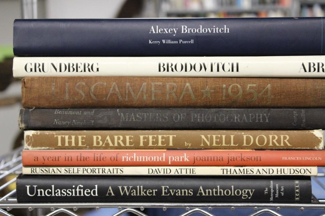 Photography Books; Adams, Arbus, Etc. - 6