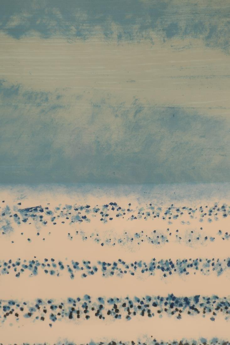 Andre Brasilier,Fr.,Blue Horses,litho - 4