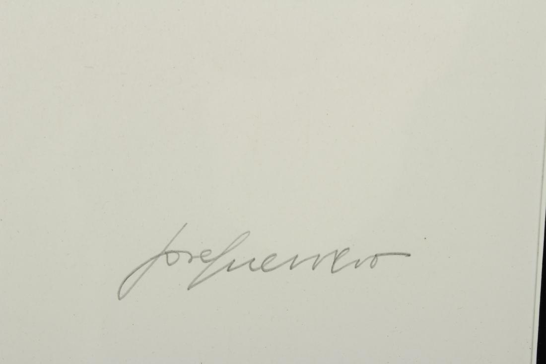 Jose Guerrero, Sp., 1914-1991, Untitled, Print Sgd - 5