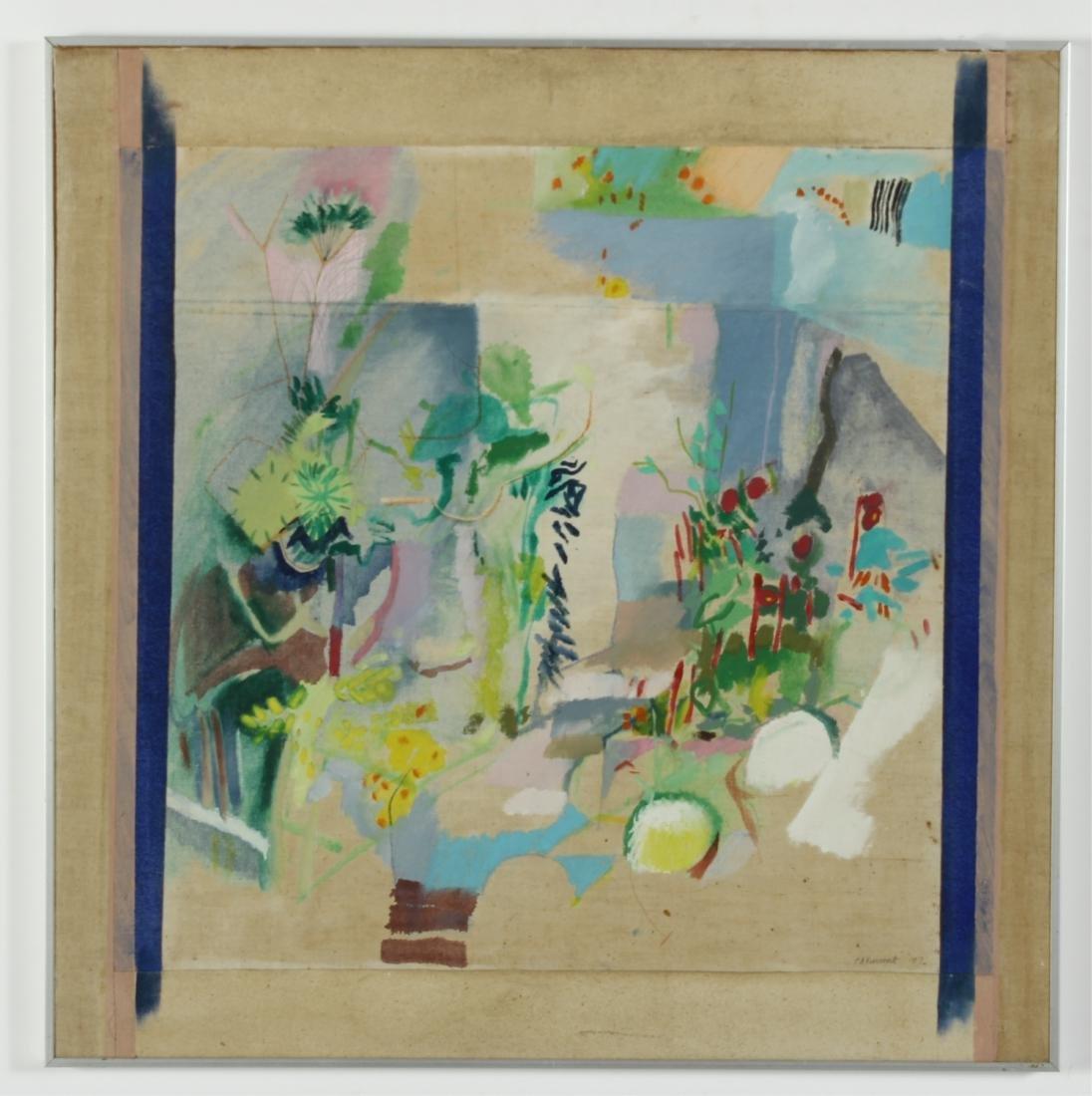 Lot of 7 Pauline Vincent Interiors & Landscape O/C - 3