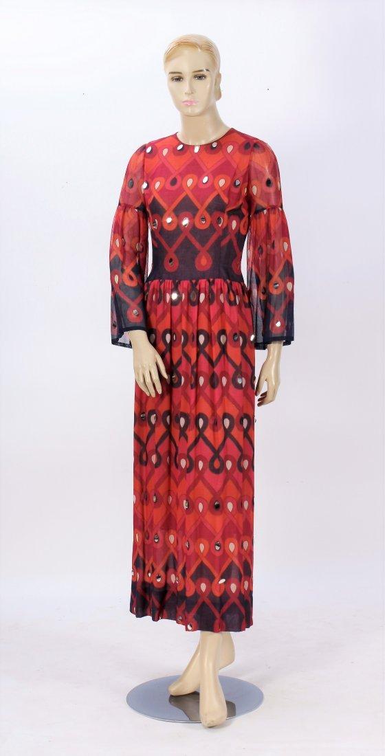 Vintage Pauline Trigere Dress