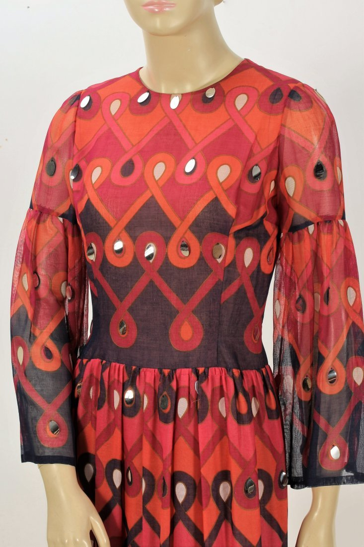 Vintage Pauline Trigere Dress - 2