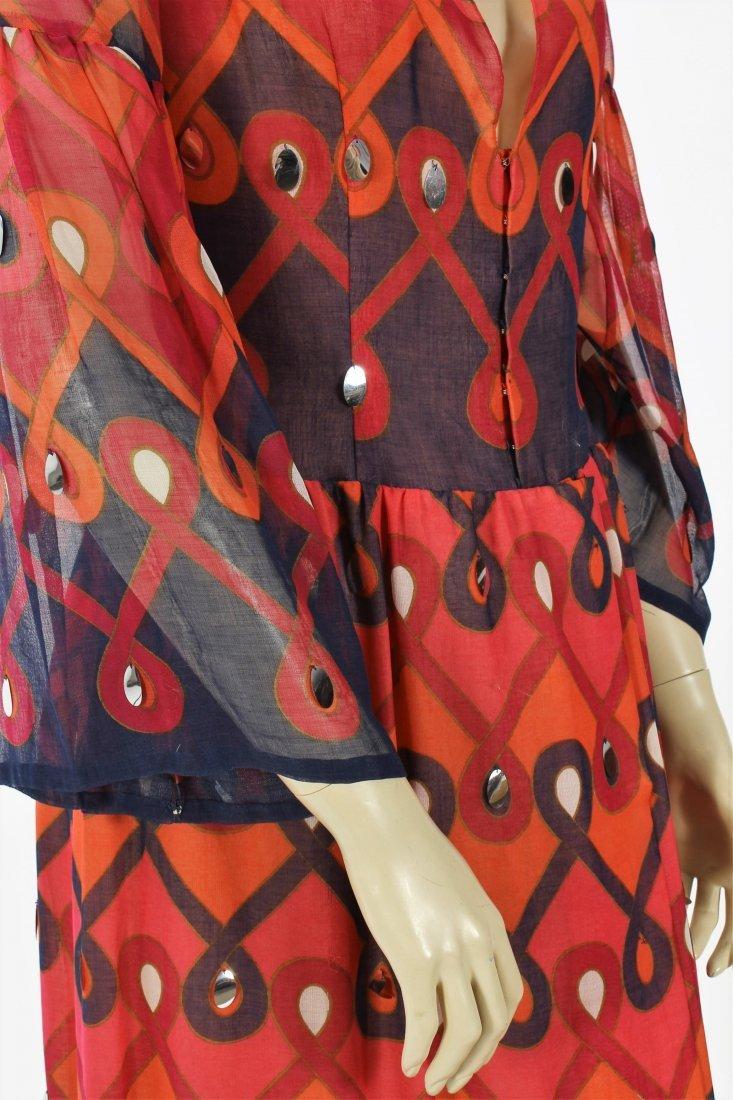 Vintage Pauline Trigere Dress - 3