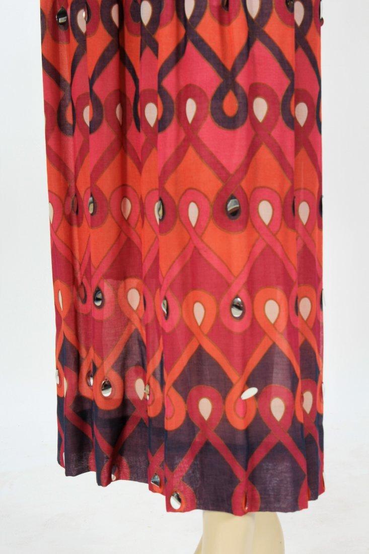 Vintage Pauline Trigere Dress - 4