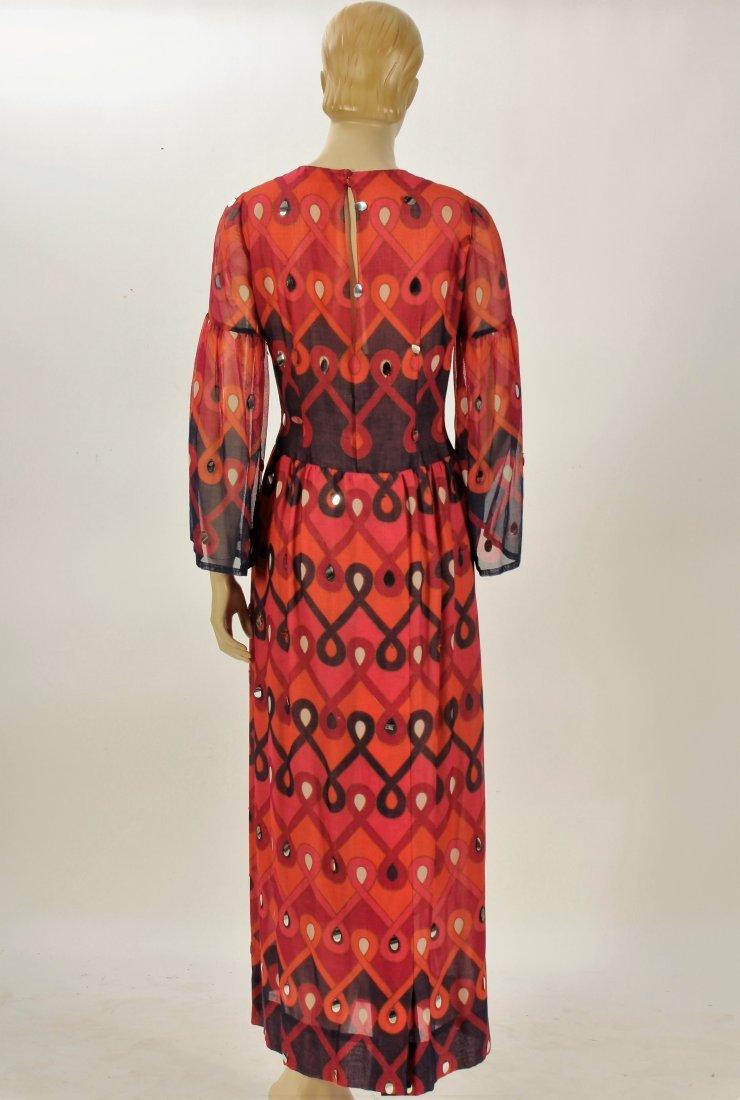 Vintage Pauline Trigere Dress - 5